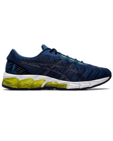 Asics Gel-Quantum 180 5 Men's Running Shoes, Grand Shark/Peacoat