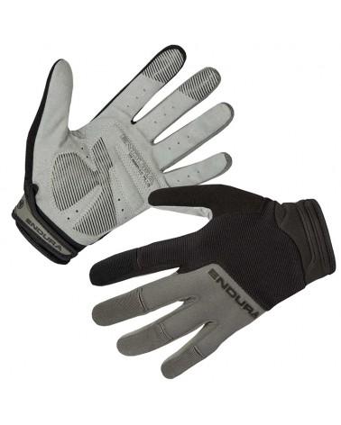 Endura Hummvee Plus Glove II Guanti Uomo, Nero