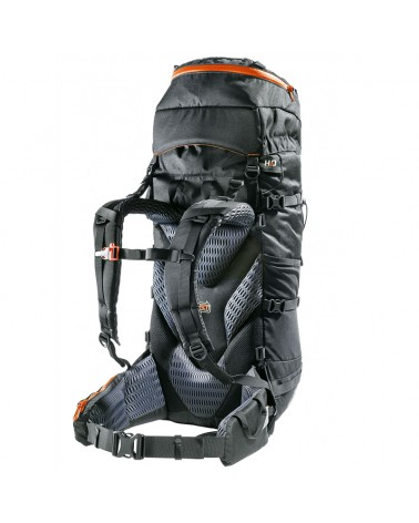 Ferrino X.M.T. 60+10 Liters Hi Lab Mountainering/Ski-Mountainering/Expeditions Backpack, Black