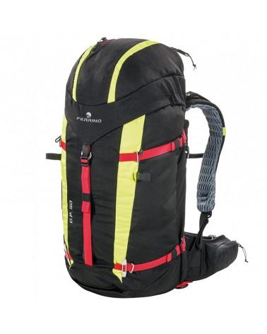 Ferrino O.P. 50 Mountaineering Backpack 50 L, Black