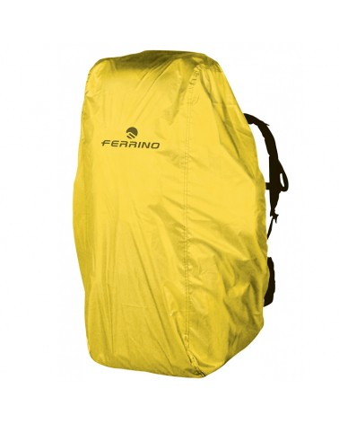 Ferrino Cover 1 Waterproof Backpack Cover 25/50 L, Yellow