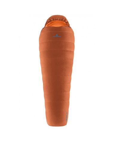 Ferrino Lightec 1400 Duvet RDS Down Sleeping Bag, Orange