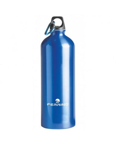 Ferrino Borraccia Drink 1 Litro, Blu