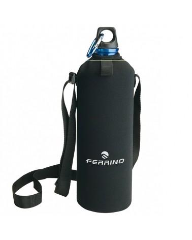 Ferrino Neo Drink Borraccia 1 Litro + Cover e Tracolla