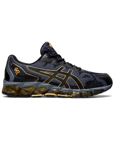 Asics Gel-Quantum 360 6 Men's Running Shoes, Metropolis/Black