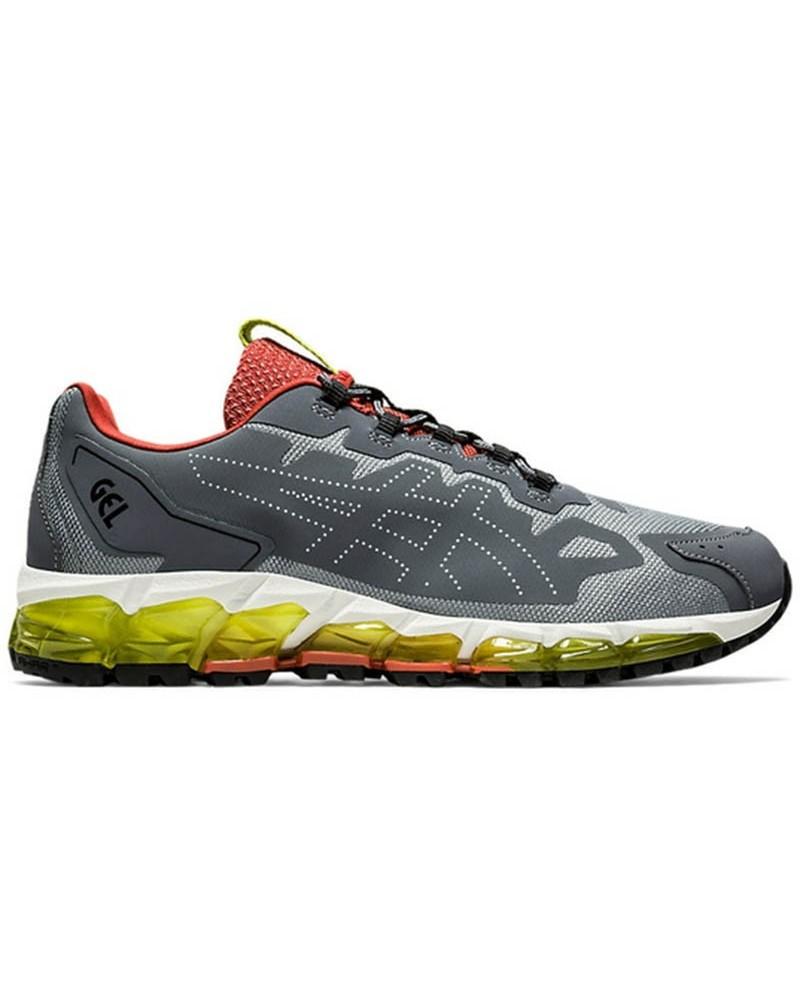 Asics Gel-Quantum 360 6 Utility Men's Running Shoes, Sheet Rock/Metropolis