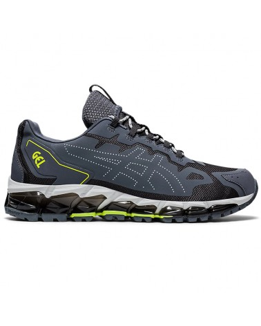 Asics Gel-Quantum 360 6 Utility Men's Running Shoes, Graphite Grey/Metropolis