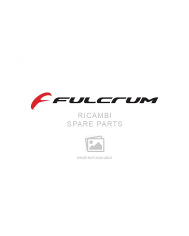 Fulcrum RMCF-DRK Red Carbon Disc Rim - Front