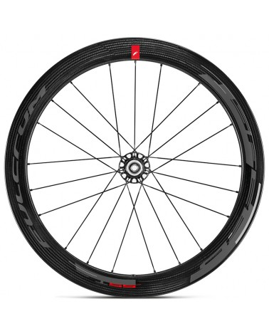 Fulcrum Speed 55T DB Tubular AFS Front HH12 - Rear HH12/142 Campy - Cult (Pair)
