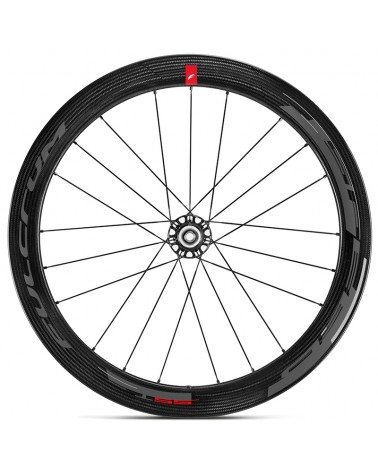 Fulcrum Speed 55T DB Tubular AFS Front HH12 - Rear HH12/142 HG11 - Cult (Pair)