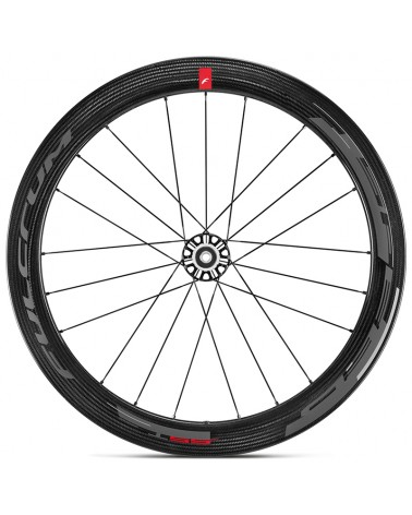 Fulcrum Speed 55T DB Tubular AFS Front HH12 - Cult (Single)