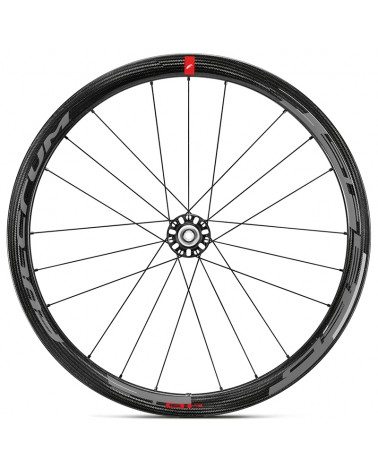 Fulcrum Speed 40T DB Tubular AFS Front HH12 - Rear HH12/142 Campy - Cult (Pair)