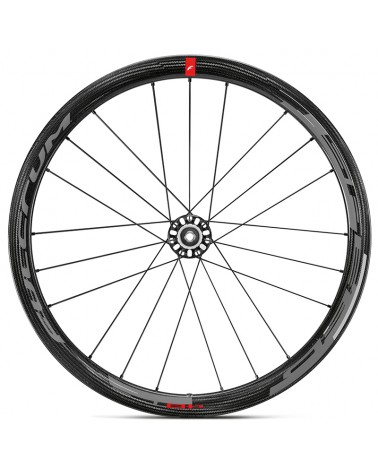 Fulcrum Speed 40T DB Tubular AFS Front HH12 - Cult (Single)