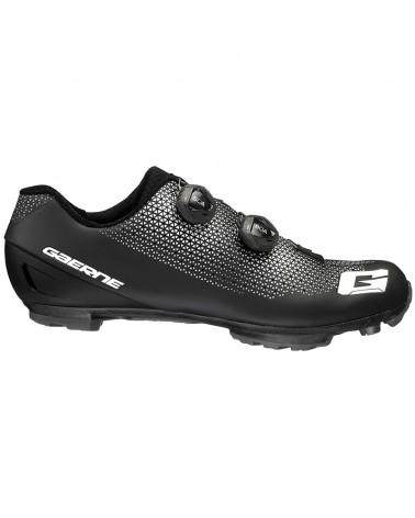 Gaerne G. Kobra Men's MTB Cycling Shoes, Black/White