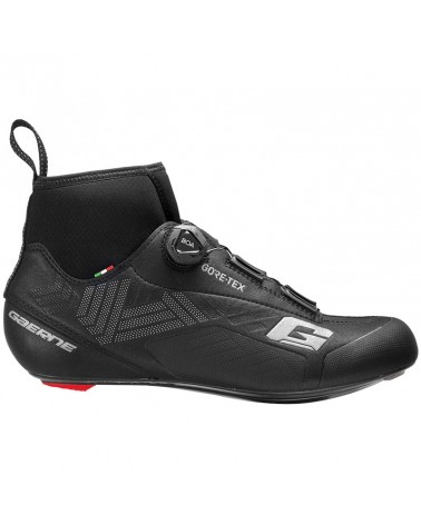 Gaerne Carbon G. Ice-Storm GTX Gore-Tex Men's Road Cycling Shoes, Black