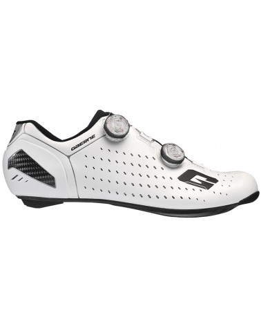 Gaerne Carbon G. Stilo Scarpe Road Ciclismo, Bianco