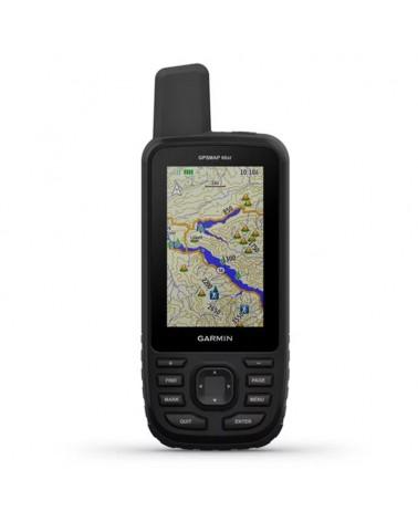Garmin GPSMAP 66ST Multi-Satellite GPS with EU TopoActive Maps
