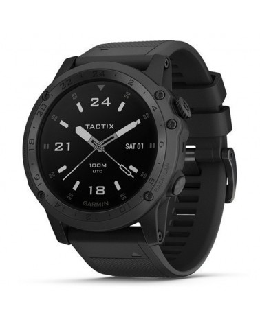 Garmin Tactix Charlie GPS Military Watch, Black