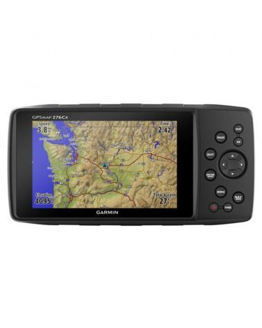 Garmin GPSMAP 276CX GPS Outdoor with European Recreational Map