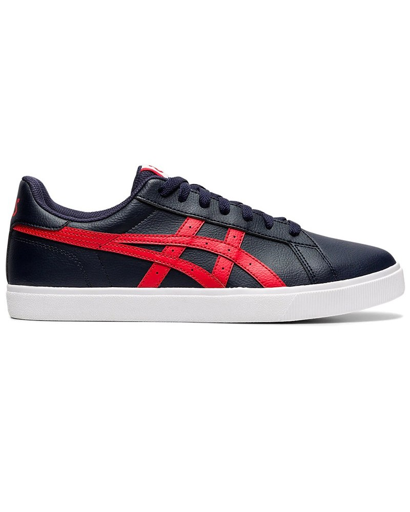 Asics Tiger Classic CT Shoes, Midnight/Classic Red