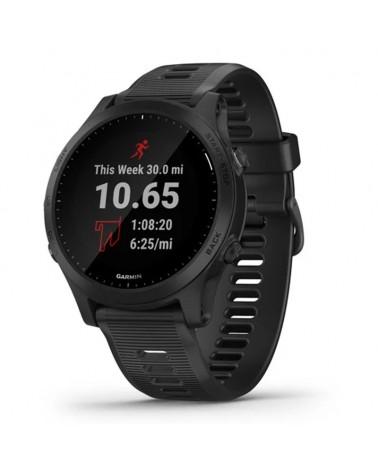 Garmin Forerunner 945 Music Wrist-Based HR GPS Running Watch, Black