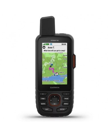 Garmin GPSMAP 66i Multi-Satellite GPS with InReach Technology