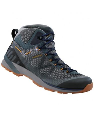 Garmont Karakum Mid GTX Gore-Tex Men's Trekking Boots, Blue/Grey