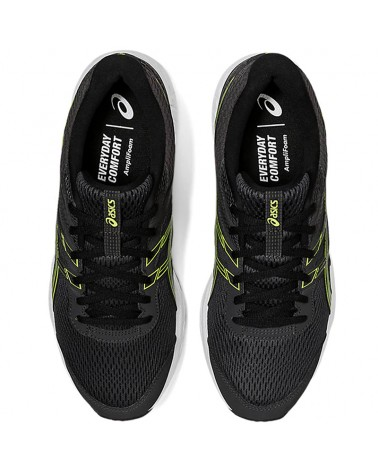 Asics Gel-Contend 6 Scarpe Uomo, Graphite Grey/Lime Zest