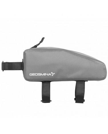 Geosmina Soft Good Large Top Tube Bag 1 Liter, Grey