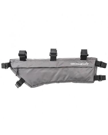 Geosmina Soft Good Small Frame Bag 2,5 Liters, Grey