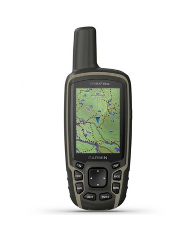 Garmin GPSMAP 64SX GPS with Navigation Sensors
