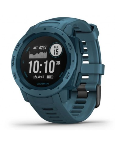 Garmin Instinct GPS Smartwatch HR Integrated, Lakeside