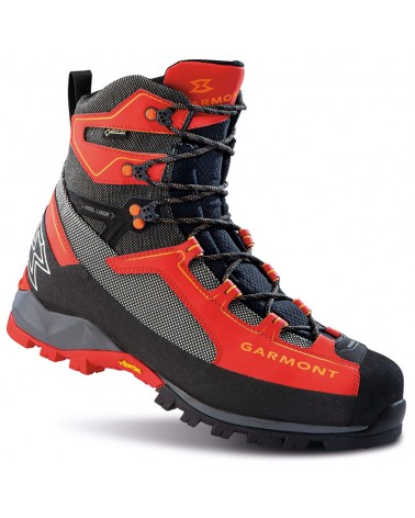 Garmont Tower 2.0 GTX Gore-Tex Men's Alpine Trekking Boots, Red/Black
