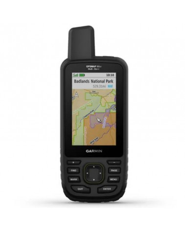 Garmin GPSMAP 66sr MMulti-band/GNSS GPS with TopoActive Europe