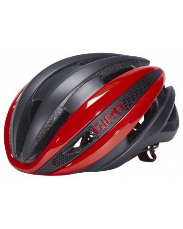 Giro Casco Synthe Red Mat Black