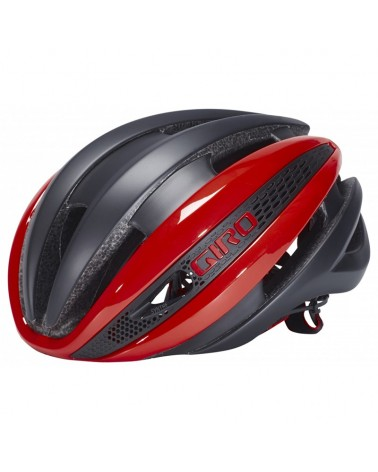 Giro Casco Synthe Red Mat Black