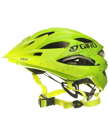 Giro Casco Xar Highlight Yellow Blockade