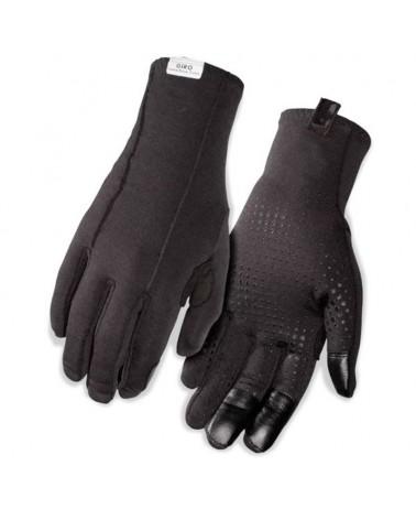 Giro Westerly Wool Guanti Invernali All-Around, Black