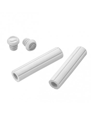 Giant Manopole Contact Silicone Grip, White