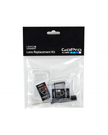 Gopro Lente Sostitutiva Lens Replacement Kit Hero 3