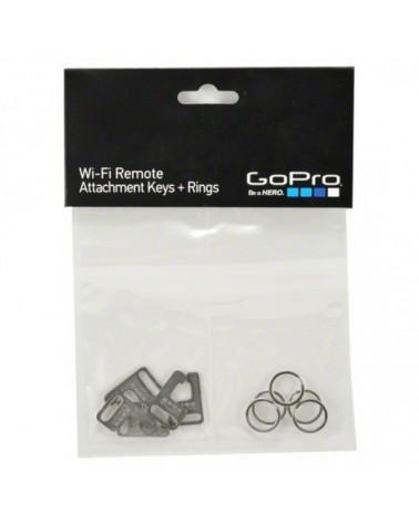 Gopro Wi-Fi Attachment Keys and Rings Gancio Porta WiFi Remote
