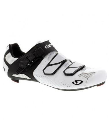 Giro Trans Scarpe Strada, Bianco/Nero