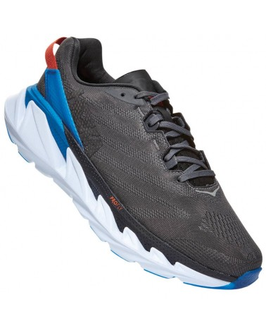 Hoka One One Elevon 2 Men's Road Running Shoes, Dark Shadow/Imperial Blue