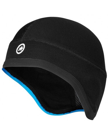 Assos Cycling Winter Skullcap, Black Series