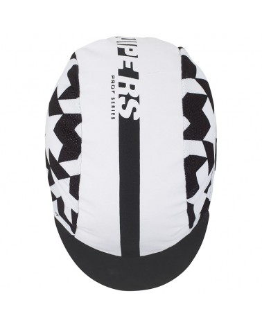 Assos Equipe RS Summer Cycling Cap, Black Series (One Size Fits All)