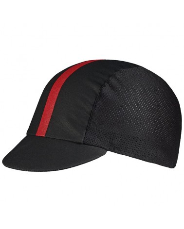 Assos Equipe RS Summer Cycling Cap, Prof Black (One Size Fits All)