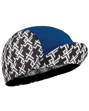 Assos GT Cap Cappello Ciclismo, Caleum Blue (Taglia Unica)