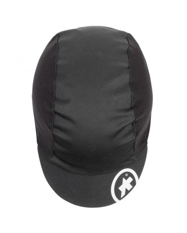 Assos GT Cycling Cap, Black Series (One Size Fits All)