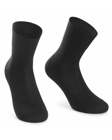 Assos GT Cycling Socks, Black Series