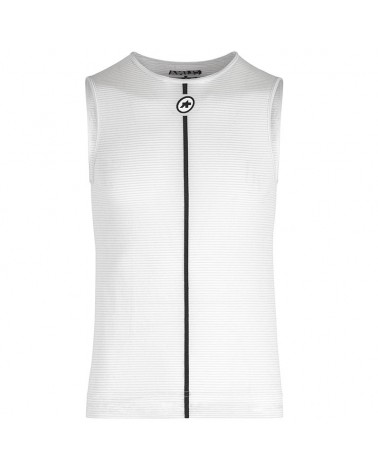 Assos Summer NS Men's Skin Layer, Holy White